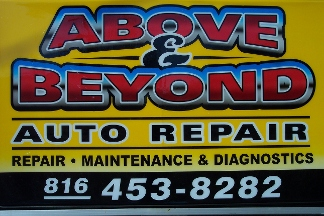 Above and Beyond Auto Repair