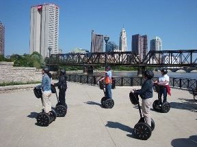 Segaway Tours of Columbus - Columbus, OH