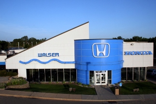 Walser honda burnsville mn for Honda dealership burnsville mn