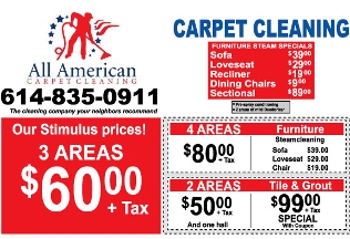 All American Carpet Cleaning - Homestead Business Directory