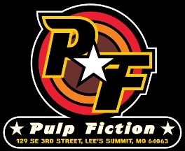 Pulp Fiction Comics & Games