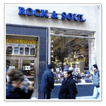 Rock & Soul Electronics - New York, NY