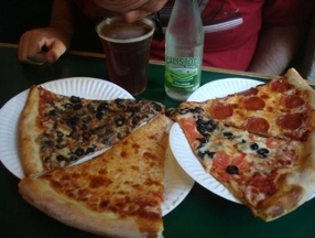 Escape From New York Pizza - Portland, OR