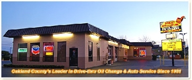 Quality Lubrication & Oil Ctr