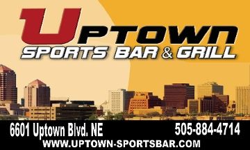 Uptown Sports Bar & Grill - Albuquerque, NM