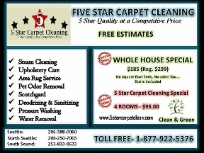 5 Star Carpet Cleaning - Homestead Business Directory
