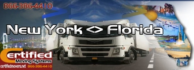 """miami Movers"" Certified Long Distance Moving Company"