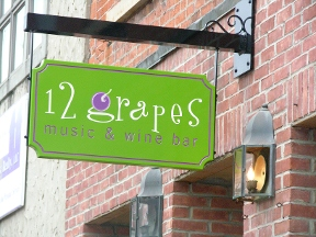 12 Grapes Music & Wine Bar - Peekskill, NY
