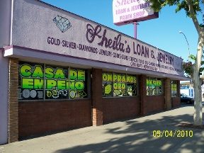 Sheila's Loan & Jewelry Pawn Shop - Pomona, CA
