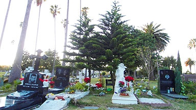 Hollywood Forever Cemetery - Los Angeles, CA