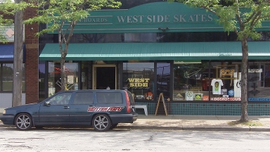 Westside Skates - Lakewood, OH