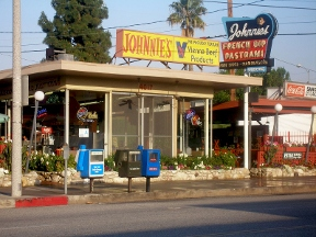 Johnnie's Pastrami Restaurant - Culver City, CA