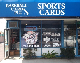 Baseball Cards Plus - Homestead Business Directory