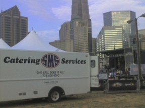 SMS Catering Services - Charlotte, NC
