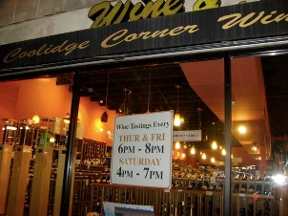 Coolidge Corner Wine & Spirits - Homestead Business Directory