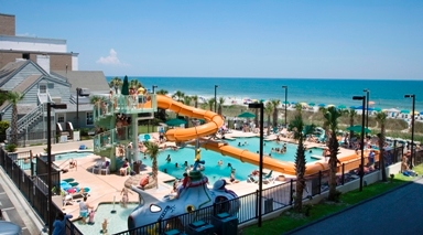 Caribbean Resort And Villas Myrtle Beach Hotels - Myrtle Beach, SC