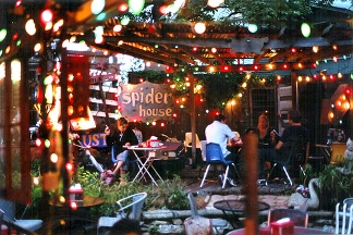 Spider House Cafe - Austin, TX