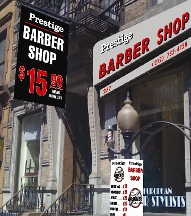 Prestige Barber Shop - New York, NY