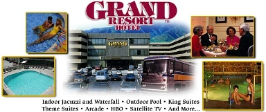 Grand Resort Hotel & Convention Center - Pigeon Forge, TN