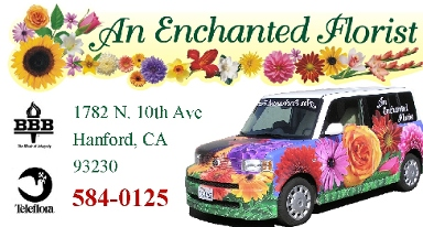 An Enchanted Florist Flowers - Hanford, CA