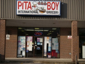 Pita Boy International Grocery