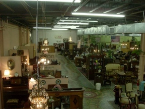 Market Place Antiques W Mall - Houston, TX