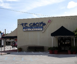 T C Choy's Asian Bistro - Tampa, FL