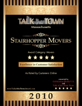 Stairhopper Movers - Charlestown, MA