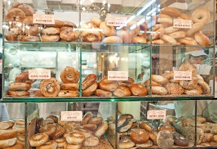 H&H Bagels - New York, NY