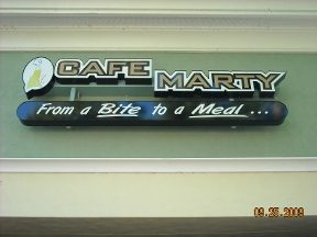 Cafe Marty - Homestead Business Directory