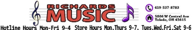Richard's Music Inc - Toledo, OH
