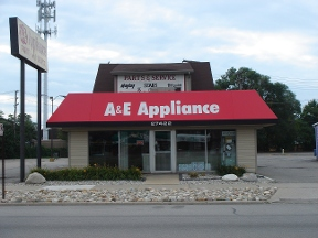 A & E Appliance Svc - Roseville, MI