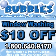 Bubbles Window Washing & Gutter Cleaning - Glenview, IL