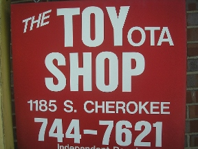 The Toyota Toy Store - Denver, CO