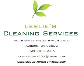 Leslie's Cleaning Services - Auburn, CA