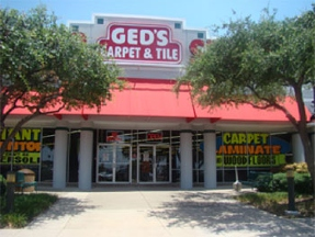 Ged's Floor Store Outlet - Grand Prairie, TX