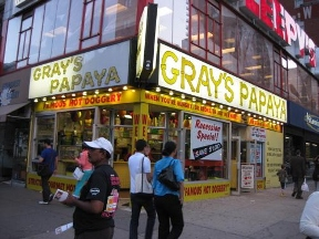 Gray's Papaya - New York, NY