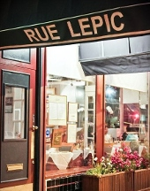 RUELEPIC FRENCH RESTAURANT - San Francisco, CA