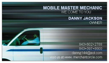 Mobile Master Mechanic - Conway, SC