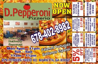 D Pepperoni - Homestead Business Directory