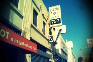 Little Bar - Los Angeles, CA