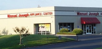 Manuel Joseph Appliance Center - Sacramento, CA
