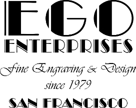 Ego Enterprises - San Francisco, CA