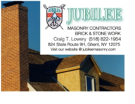 Jubilee Masonry Contractors - Ghent, NY