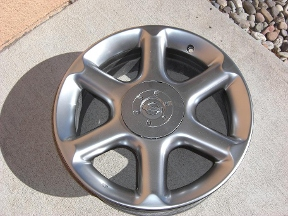 Alloy Wheel Repair Specialists - Albuquerque, NM