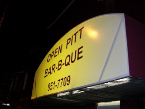 Open Pit Barbecue Carry Out - Cleveland, OH