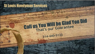 St Louis Handyman Services - Saint Louis, MO
