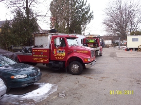 1st Priority Towing and Recovery - Nashua, NH