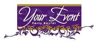 Your Event Party Rental - Plymouth, MI