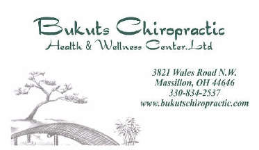 Bukuts Chiropractic Health & Wellness Center, LTD - Massillon, OH